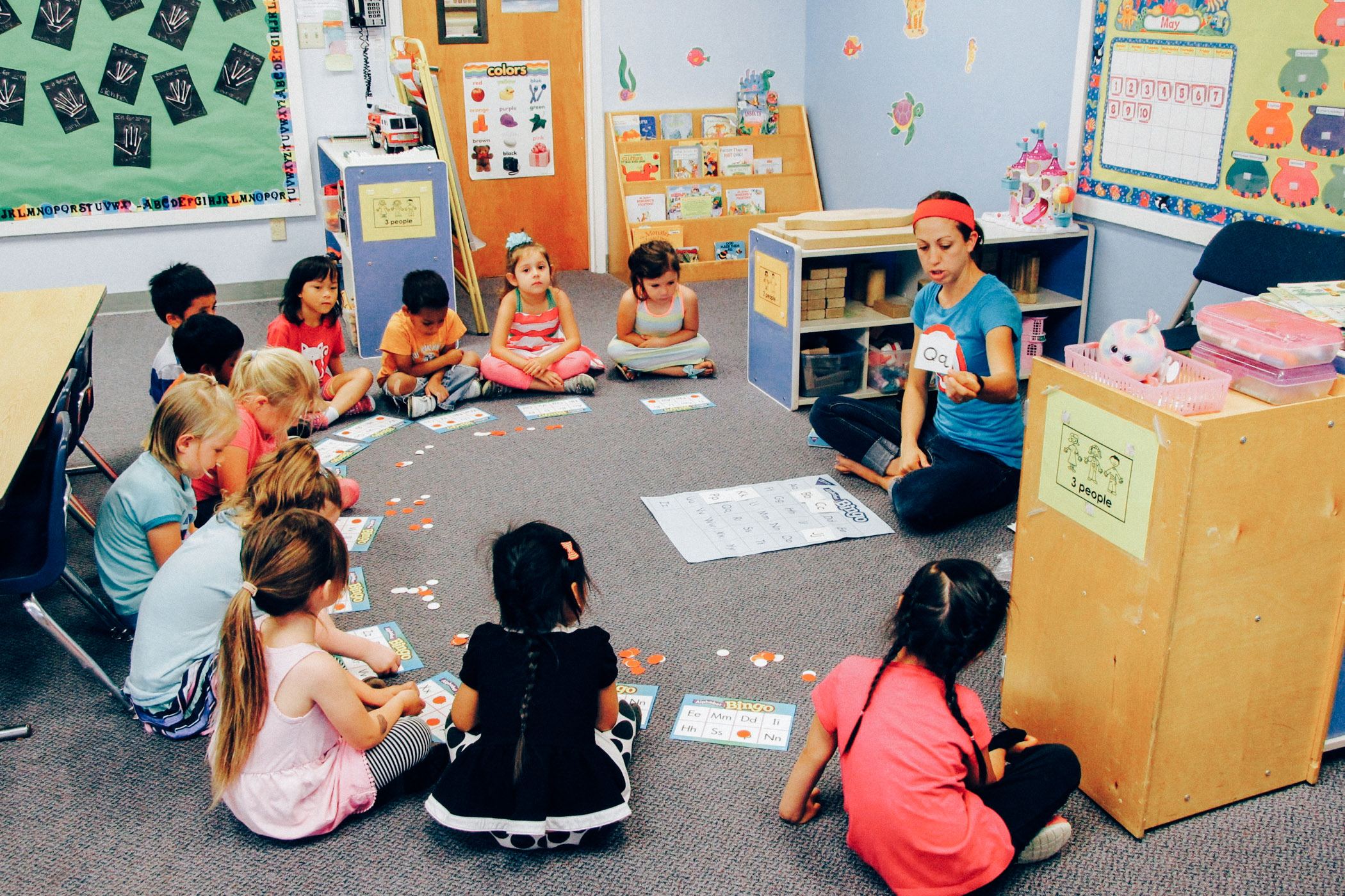 Joy Preschool Classrooms